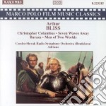 Arthur Bliss - Christopher Columbus / Seven Ways Away / Baraza / Men Of Two Worlds cd musicale di