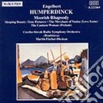 Humperdinck Hengelbert - Moorish Rhapsody, Sleeping Beauty, The Merchant Of Venice, The Canteen Woman cd musicale di Hengelbe Humperdinck
