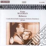 Rebecca cd musicale di O.S.T.