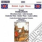 Tomlinson - Silverthorn Suite, Little Serenade, Cinderella Waltz, Kielder Water, Gaelic Lull cd musicale di TOMLINSON