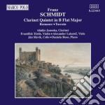 Schmidt-isserstedt Hans - Quintetto X Clar In Sib Mag, Romanza X Pf, Toccata X Pf, Kleine Fantasiestucke  - Janoska Aladar  Cl/f.torok Vl, A.lakatos V cd musicale di H Schmidt-isserstedt