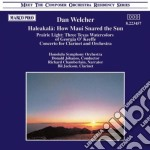 Welcher  - Johanos Donald Dir  /bil Jackson Clar, Honolulu Symphony Orchestra, Richard Chamberlain Narratore cd musicale