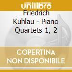 Quartetto x pf n.1 op.32, n.2 op.50 $ il cd musicale di Kuhlau