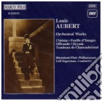 OFFRANDE, CINEMA (6 TABLEAU SYMPHONIQUES cd musicale di AUBERT