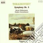 Tchaikovsky - Sinfonia N.5 Op. 64 - Slovak Philarmonic cd musicale di Ciaikovski pyotr il'