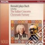 Bach J.S. - Musica X Pf: Concerto Italiano Bwv971, Capriccio Bwv992, Toccata Bwv911, Fantasi cd musicale di Johann Sebastian Bach