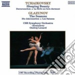 Ciaikovski - La Bella Addormentata cd musicale di Ciaikovski pyotr il'