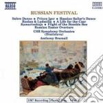 Composizioni Orchestrali Di Khachaturian, Borodin, Gliere, Rimsky Korsakov cd musicale