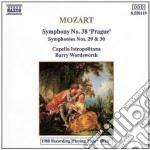 Mozart Wolfgang Amadeus - Sinfonia N.38 K 504