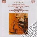 Chopin Fryderyk - Concerto X Pf E Orchestra N.1 Op.11, N.2 Op.21 cd musicale di Fryderyk Chopin