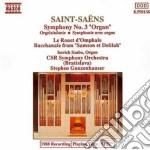 SINFONIA N.3 OP.78 (CON ORGANO), LE ROUE cd musicale di Camille Saint-saËns