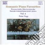 Composizioni Romantiche Vol.4: Chopin Valzer In Do# Min, Rachmaninov Vocalise, D cd musicale di Peter Nagy