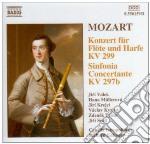 Mozart Wolfgang Amadeus - Concerto X Fl E Arpa K 299, Sinfonia Concertante K 297b cd musicale di Wolfgang Amadeus Mozart