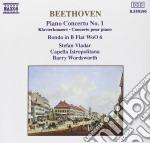 Beethoven Ludwig Van - Concerto Per Pianoforte N.1 Op.15, Rondo Woo 6 cd musicale di Beethoven ludwig van