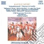 MUSICA DA BATTAGLIA X ORCHESTRA cd musicale di Ondrej Lenard