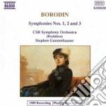 Borodin Alexander - Sinfonia N.1, N.2, N.3 cd musicale di Alexander Borodin