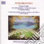 LAGO DEI CIGNI (BALLETTO COMPLETO) cd musicale di Ondrej Lenard
