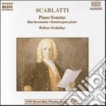 Scarlatti Domenico - Sonata X Pf K 9, 146, 159, 481, 474, 11, 132, 466, 141, 208, 435, 87, 198, 380 cd musicale di Domenico Scarlatti