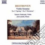 Beethoven Ludwig Van - Sonata X Vl E Pf N.5 Op.24
