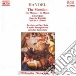 IL MESSIA (CORI) cd musicale di Jaroslav Kr(e)chek