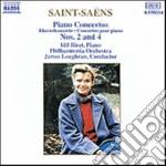 Saint-Saens - Concerto X Pf E Orchestra N.2 Op.22, N.4 Op.44 cd musicale di Camille Saint-saËns
