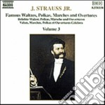 Strauss Johann - Valzer Op.234, Op.367, Op.354, Op.342, Polka Op.372, Op.366, Op.319, Marcia Op.3 cd musicale di Johann Strauss