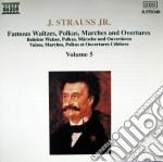 J.strauss Jr - The Best Vol.5 cd musicale di Johann Strauss
