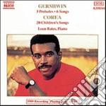 Gershwin George - Preludio N.1 > N.3, 6 Songs cd musicale di George Gershwin