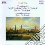 Haydn Franz Joseph - Sinfonia N.85