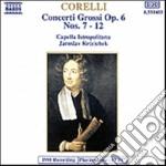 CONCERTO GROSSO N.7, N.8 (PER LA NOTTE D cd musicale di Arcangelo Corelli