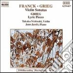 Cesar Franck - Sonata X Vl E Pf cd musicale di CÉsar Franck