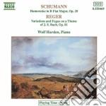 Schumann Robert - Umoresca Op.20  - Harden Wolf  Pf cd musicale di Wolf Harden