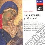 Palestrina Giovanni Pierluigi Da - Missa Papae Marcelli, Missa Aeterna Christi Munera cd musicale di Giovanni Palestrina