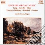 ENGLISH ORGAN MUSIC cd musicale