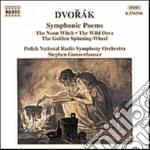 Dvorak Antonin - Poemi Sinfonici: The Noon Witch Op.108,the Golden Spinning-wheel Op.109, The Wi cd musicale di Antonin Dvorak