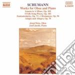 Schumann Robert - Fantasiestücke Op.73, .... cd musicale di Robert Schumann