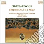 Sciostakovic Dmitri - Sinfonia N.4 cd musicale di Dmitri Sciostakovic
