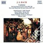 Bach J.S. - Cantata Bwv 80, Bwv 147 cd musicale di Johann Sebastian Bach
