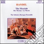 IL MESSIA (COMPLETO) cd musicale di THE SCHOLARS BAROQUE ESEMBLE
