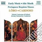 Cardoso Manuel - Missa Pro Defunctis cd musicale di Manuel Cardoso