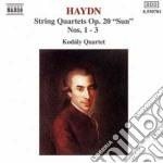 Haydn Franz Joseph - Quartetto X Archi N.25, N.26, N.28 Op.20