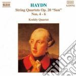Haydn Franz Joseph - Quartetto X Archi N.23, N.24, N.27 Op.20