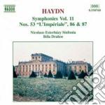 Haydn Franz Joseph - Sinfonia N.53