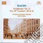 Haydn Franz Joseph - Sinfonia N.69