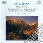 KREISLERIANA OP.16, FASCHINGSSCHWANK AUS cd musicale di Robert Schumann