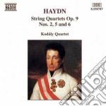 Haydn Franz Joseph - Quartetto X Archi N.14, N.15, N.16 Op.16 cd musicale di Haydn franz joseph
