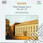 Haydn Franz Joseph - Sonate X Pf Vol.2: Sonata N.42 > N.47 cd musicale di Haydn franz joseph