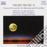 Night Music Vol.8 cd musicale