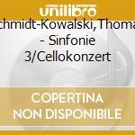 SINFONIA N.3 cd musicale