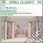 TRAVIATA, OPERA IN 3 ATTI cd musicale di Giuseppe Verdi